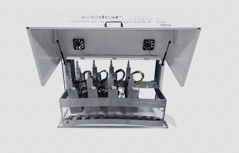 Colordyne Technologies 3600 Series AP – Retrofit